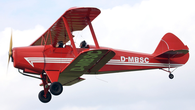 D-MBSC - Platzer Kiebitz II - Private