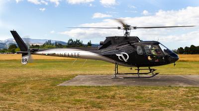 ZK-HBR - Aérospatiale AS 350D Ecureuil - Inflite