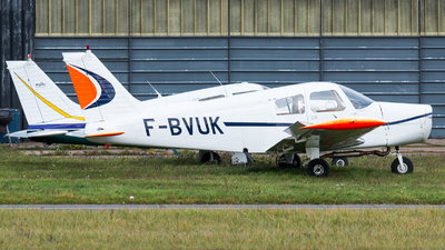 F-BVUK - Piper PA-28-140 Cherokee Cruiser - Private