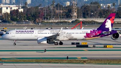 N204HA - Airbus A321-271N - Hawaiian Airlines