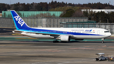 JA617A - Boeing 767-381(ER) - All Nippon Airways (ANA)