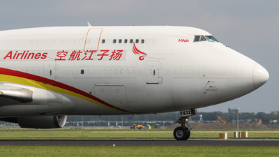 B-2432 - Boeing 747-481(BDSF) - Yangtze River Airlines