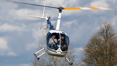 OK-VSE - Robinson R44 Raven II - Heli Czech