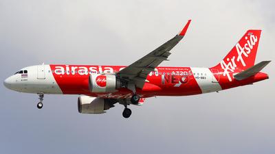 A picture of HSBBX - Airbus A320251N - AirAsia - © Thanhngoc Tran