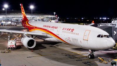 A picture of BLNR - Airbus A330343 - Hong Kong Airlines - © Alex Chao