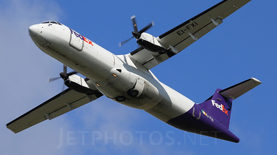 EI-FXI - ATR 72-202(F) - FedEx Feeder (Air Contractors)