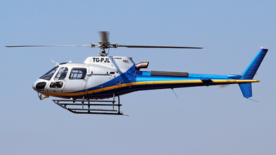 TG-PJL - Airbus Helicopters H125 - Private