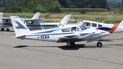 A picture of IVEBA - Piper PA30160 Twin Comanche - [30773] - © Andrea Crosa