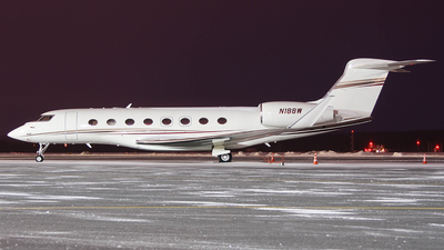 N188W - Gulfstream G650 - Private