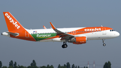 OE-IVV - Airbus A320-214 - easyJet