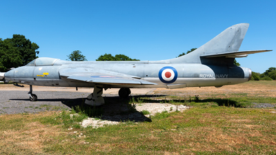 E-430 - Hawker Hunter F.51 - United Kingdom - Royal Navy
