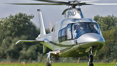 G-GRND - Agusta A109S Grand - Private