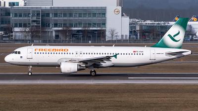 Tc Fhy Airbus A320 214 Freebird Airlines Flightradar24
