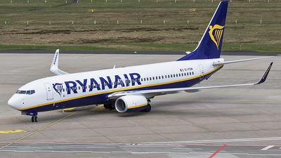 EI-FOW - Boeing 737-8AS - Ryanair