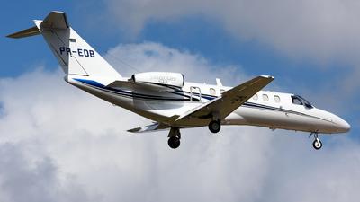 A picture of PREDB - Cessna 525B CitationJet CJ3 - [525B0405] - © Guilherme Jun Fujitaki