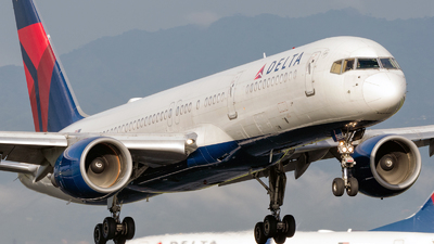 N554NW - Boeing 757-251 - Delta Air Lines
