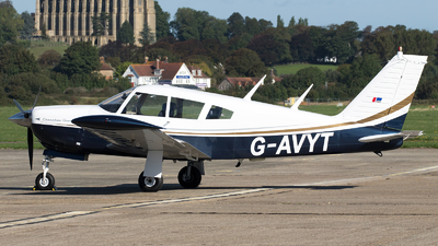 A picture of GAVYT - Piper PA28R180 - [28R30472] - © Stephen Duquemin
