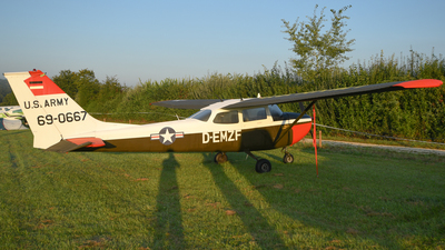 D-EMZF - Reims-Cessna F172H Skyhawk - Private