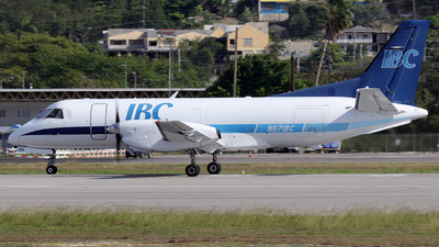 N671BC - Saab 340A(F) - IBC Airways