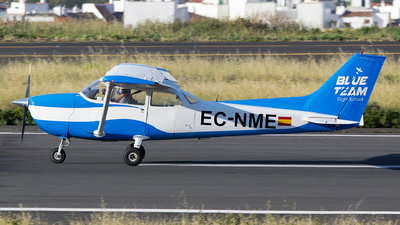 EC-NME - Cessna 172M Skyhawk - Blue Team Flight School
