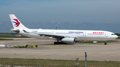 B-8967 - Airbus A330-343 - China Eastern Airlines
