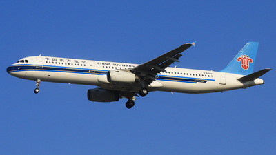 B-6305 - Airbus A321-231 - China Southern Airlines