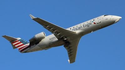 N251PS - Bombardier CRJ-200ER - American Eagle (PSA Airlines)