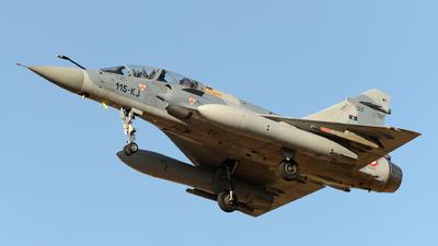 523 - Dassault Mirage 2000B - France - Air Force