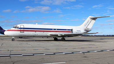 N112PS - McDonnell Douglas DC-9-15(F) - Sky Way
