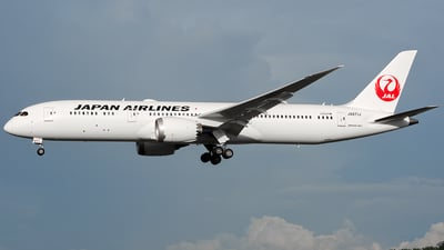 JA871J - Boeing 787-9 Dreamliner - Japan Airlines (JAL)