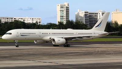 N610G - Boeing 757-22L - Comco Aviation