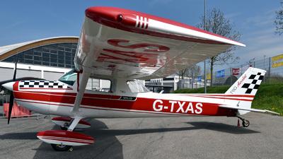 G-TXAS - Cessna A150L Aerobat - Private