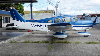 TI-BEJ - Piper PA-28-181 Archer II - CPEA Flight School