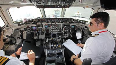 EP-MDD - McDonnell Douglas MD-82 - Iran Air Tour