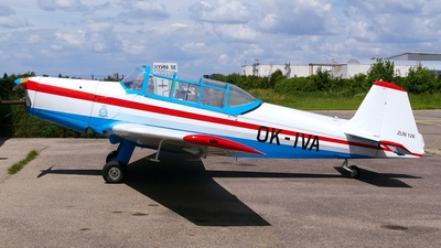 OK-IVA - Zlin Z-126 Trenér 2 - Private