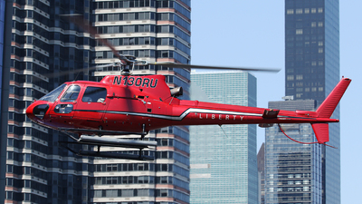 N130RU - Eurocopter AS 350B2 Ecureuil - Liberty Helicopters