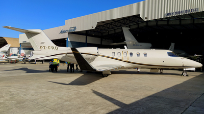A picture of PTFRD - Learjet 40 - [452034] - © Sergio Mendes