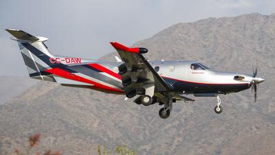 CC-DAW - Pilatus PC-12/47E - Private