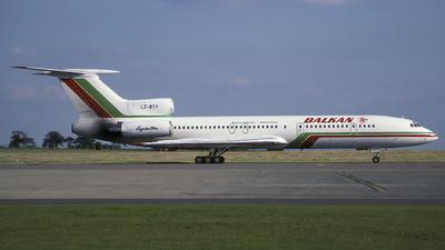 LZ-BTY - Tupolev Tu-154M - Balkan Bulgarian Airlines