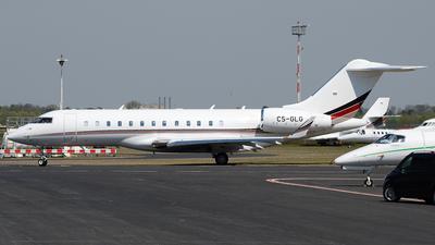 CS-GLG - Bombardier BD-700-1A10 Global 6000 - NetJets Europe