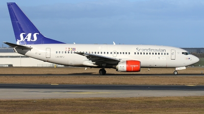 LN-RPJ - Boeing 737-783 - Scandinavian Airlines (SAS)