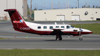A picture of CGKGS - Piper PA42720 Cheyenne 3 - [428001008] - © Michael Durning