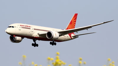 VT-ANA - Boeing 787-8 Dreamliner - Air India