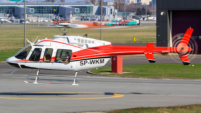 SP-WKM - Bell 407GX - Private