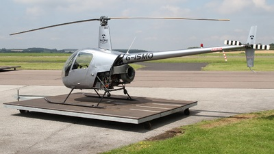 G-ISMO - Robinson R22 Beta - Kuki Helicopters