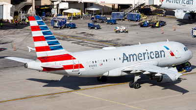 N769US - Airbus A319-112 - American Airlines