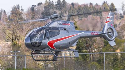 HB-ZCA - Eurocopter EC 120B Colibri - HeliLausanne