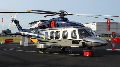 I-EASO - Agusta-Westland AW-189 - Weststar Aviation Services