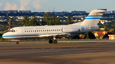 T-03 - Fokker F28-1000 Fellowship - Argentina - Air Force