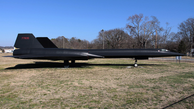 60-6937 - Lockheed YF-12C - United States - US Air Force (USAF)